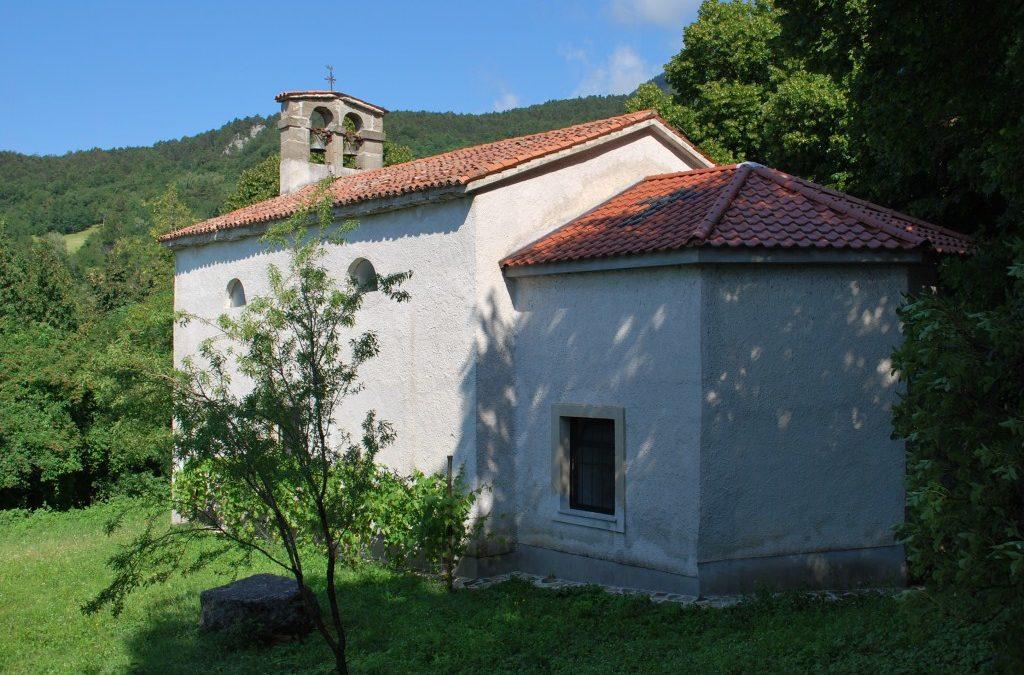 Podružnična cerkev Svetega Urbana