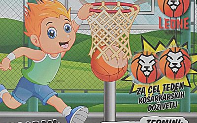 Košarkarski kamp Leone